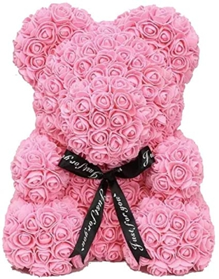 Designer Rose Bear